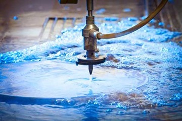 applications waterjet