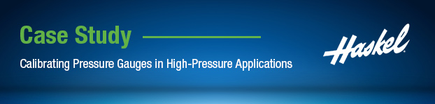 Case Study Calibrating Pressure Gauges