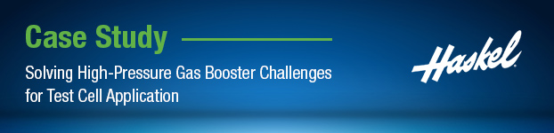 Case Study Solving High Pressure Gas Booster Challenges