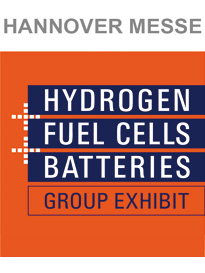 hyrdrogen fuel cell hannover exhibit
