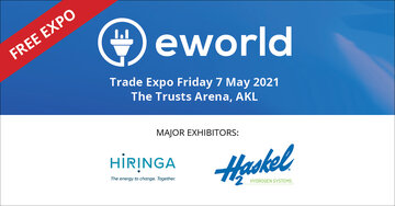 Hiringa and Haskel team up at eWorld