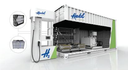 Haskel hydrogen systems