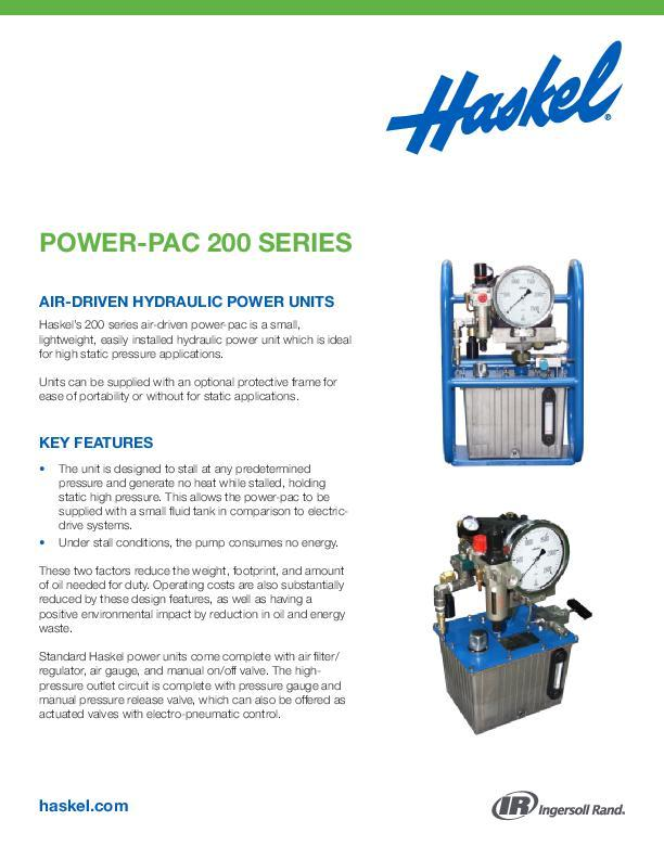 Power-Pac-200-Series